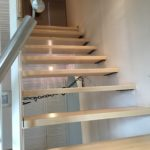 Treppenstufen Ahorn